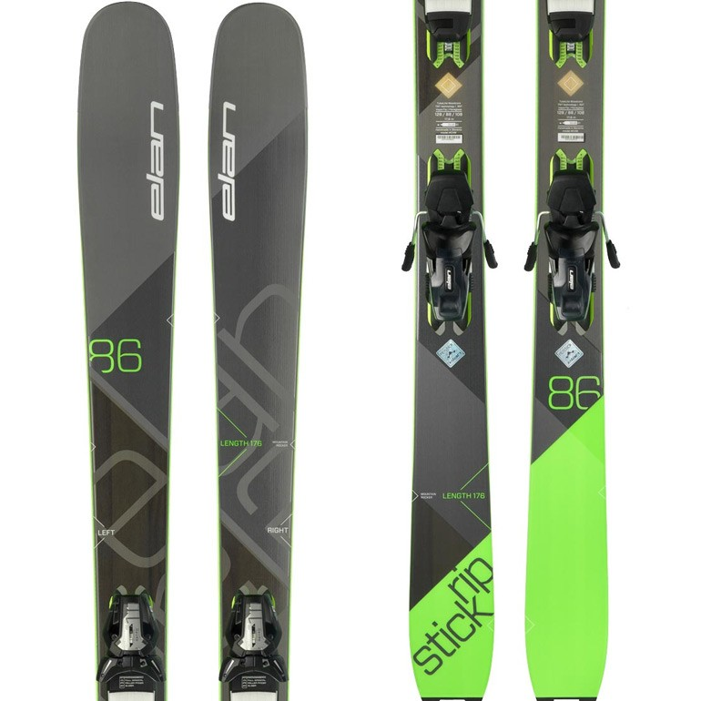 Elan Ripstick 86 PS 2018 + EL 11 Shift