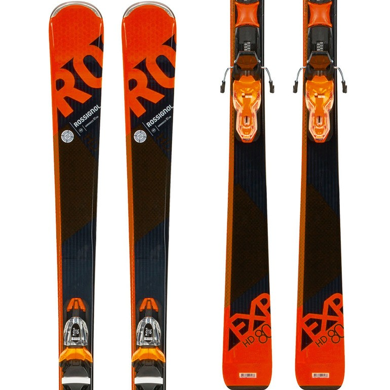 Rossignol Experience 80 HD 2018 + Xpress 11