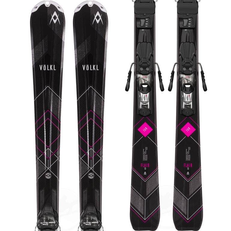 Volkl Flair 73 2017 + 3Motion TP Light