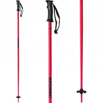 Atomic AMT Red/Black Ski Poles