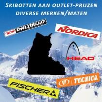 Diverse merken skibotten tot -40%