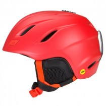 Giro Nine MIPS Matte Glow Red