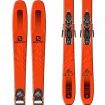 Salomon QST 85 2019 + Warden 11